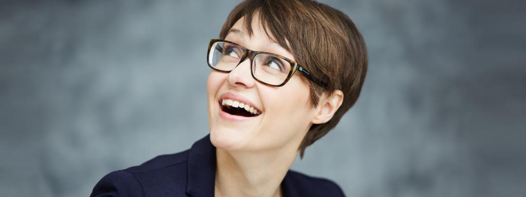 Business Porträt Nadja Katzenberger