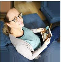 Porträt Heidi Strigl